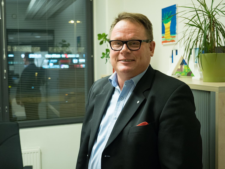Markus Heiman, toimitusjohtaja, Tilitoimisto Auctora Oy