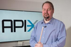 Veli-Matti Sahlberg, toimitusjohtaja, Apix Messaging Oy